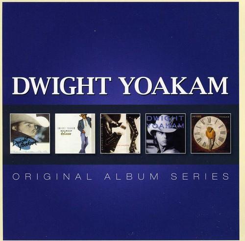 Dwight Yoakam-Original Album Series