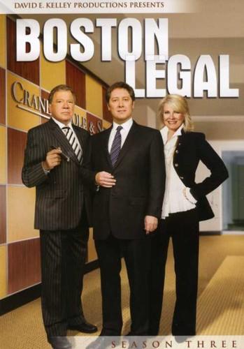 Boston Legal: The Complete Third Season