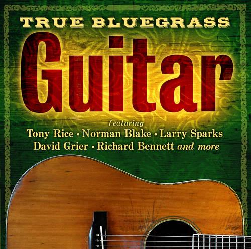 True Bluegrass Guitar /  Various