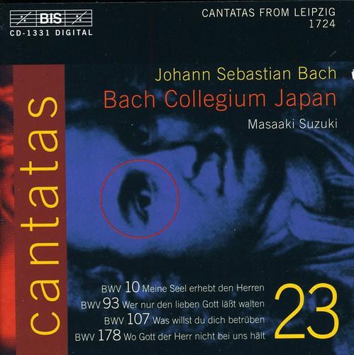 Complete Cantatas 23