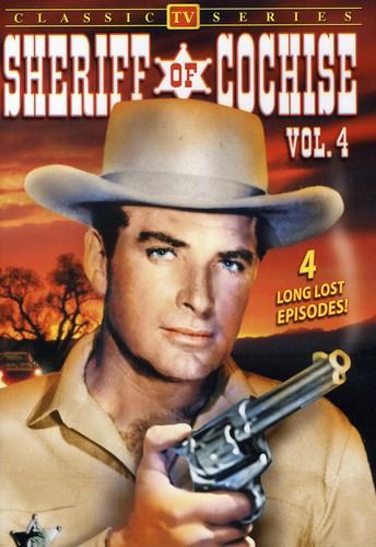 Sheriff of Cochise: Volume 4