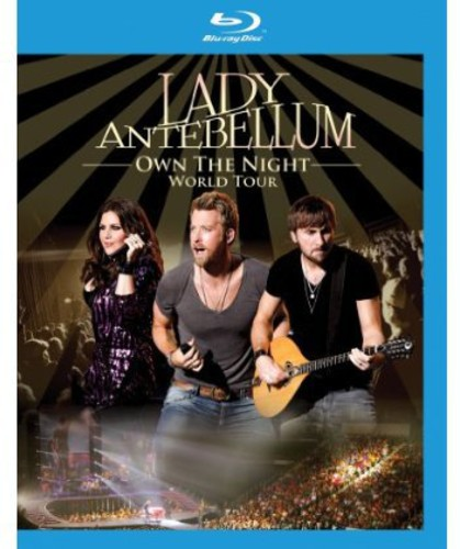 Lady A - Own the Night World Tour