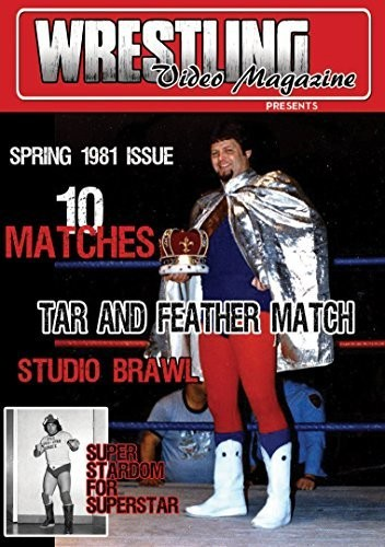 Wrestling Video Magazine: Spring 1981
