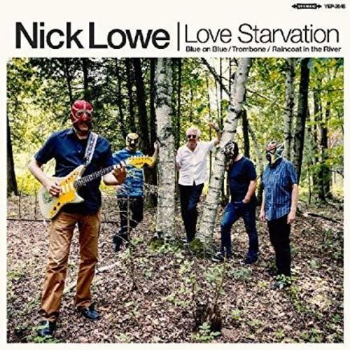 Nick Lowe - Love Starvation / Trombone EP [Vinyl]