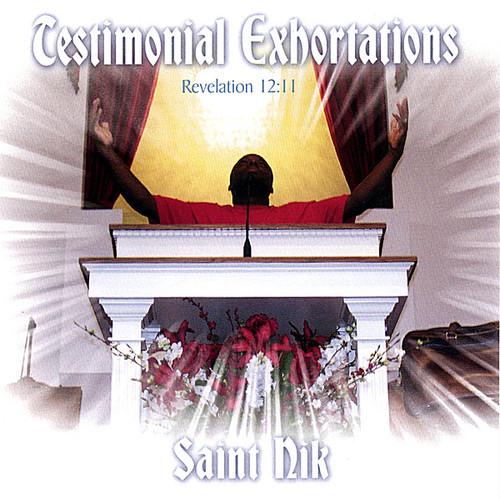 Testimonial Exhortations