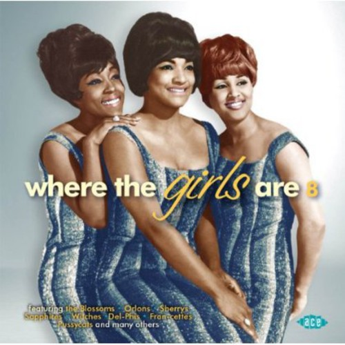 Where the Girls Are 8 /  Various [Import]