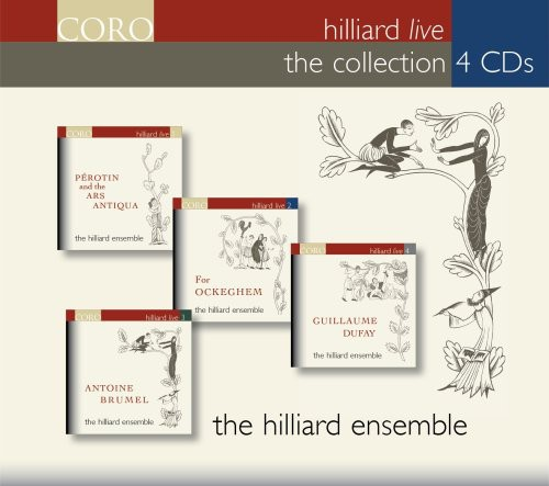 Hilliard Live Collection