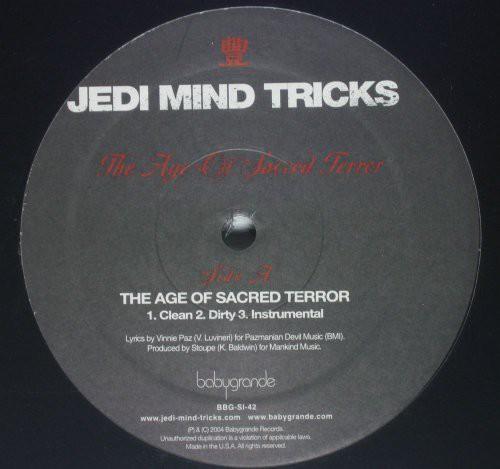 The Age Of Sacred Terror /  Saviorself