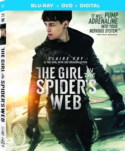 The Girl With The Dragon Tattoo [Movie] - The Girl in the Spider's Web