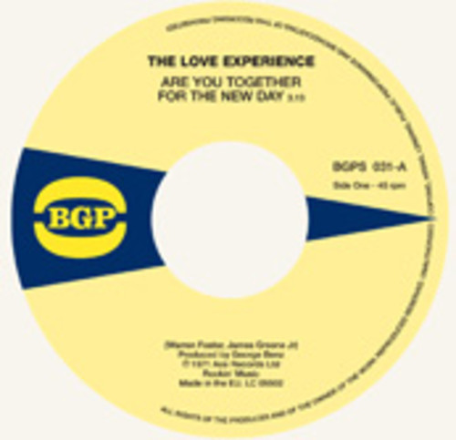 Are You Together for the New Day /  Moving Woman [Import]