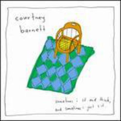 Courtney Barnett - Sometimes I Sit & Think & Sometimes I Just Sit