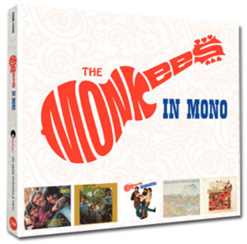 The Monkees - The Monkees In Mono [Limited Edition Box Set]