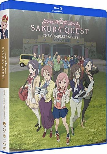 Sakura Quest: Complete Series - Sakura Quest: The Complete Series