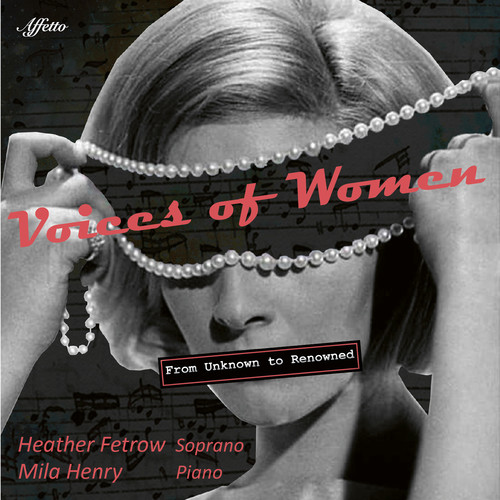 Voices of Women /  from Unkown to Renowned