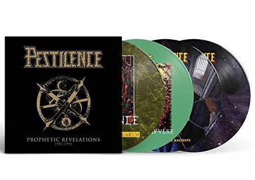 Pestilence - Prophetic Revelations 1987-1993