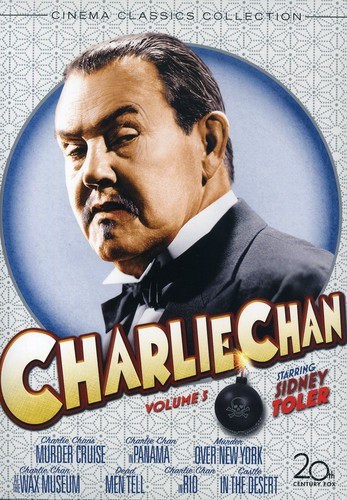 Charlie Chan: Volume 5