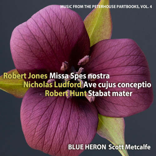 Music from the Peterhouse Partbooks 4