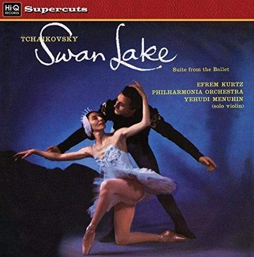 Tchaikovsky Swan Lake Suite from the Ballet