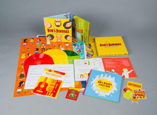 Bob's Burgers [TV Series] - The Bob's Burgers Music Album [Limited Edition 3LP+7in Deluxe Box Set]