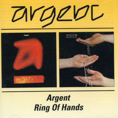 Argent/ Ring Of Hands [Import]