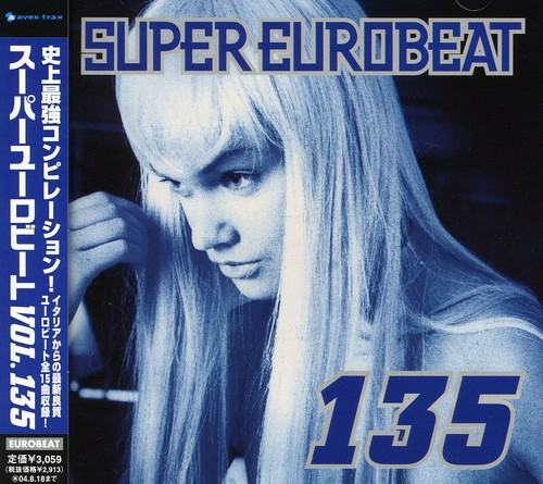 Super Eurobeat, Vol. 135 [Import]