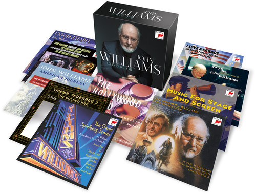 John Williams - John Williams Conductor (Box)