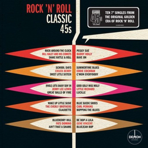Rock N Roll: Classic 45's /  Various [Import]