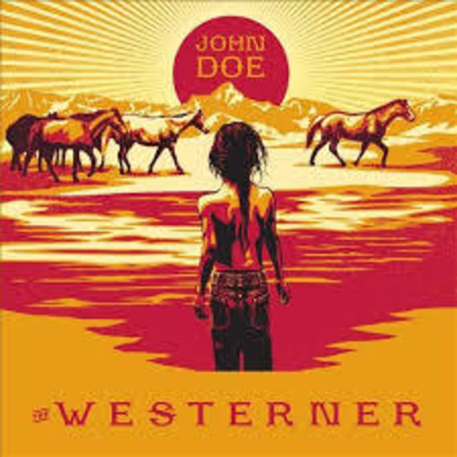 John Doe - The Westerner [Vinyl]