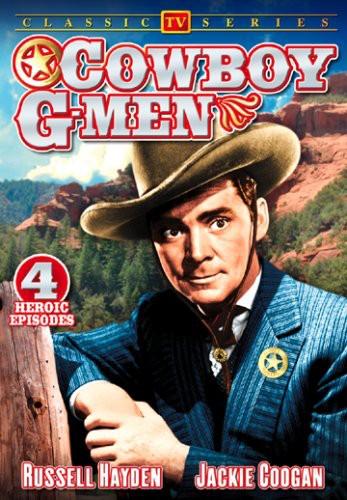 Cowboy G-Men: Volume 1