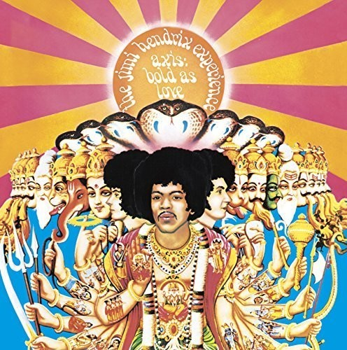 The Jimi Hendrix Experience - Axis: Bold As Love [Import]