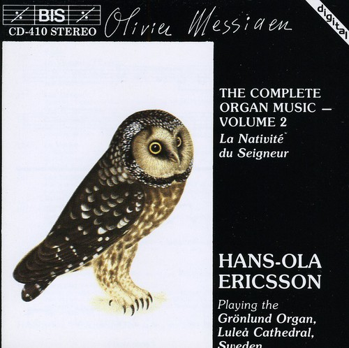 Organ Works: La Nativite Du Seigneur