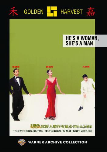 He's a Woman, She's a Man