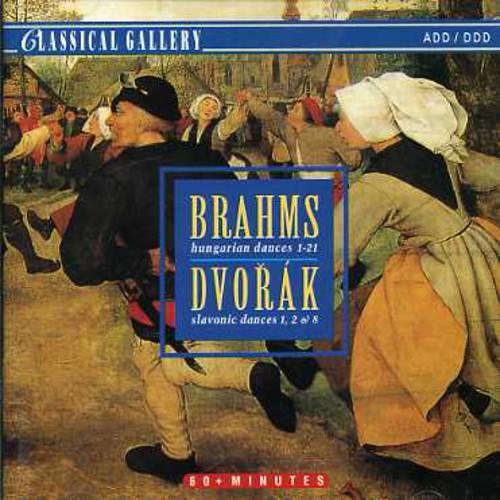 Brahms: Hungarian Dances Nos 1 - 21
