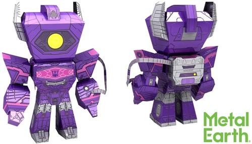Transformers [Movie] - Transformers Shockwave