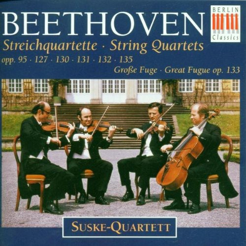 Late String Quartets
