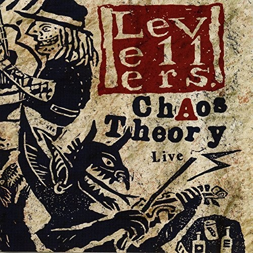 Levellers - Chaos Theory (W/Dvd) (Uk)