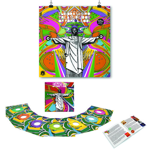 Brasileiro Treasure Box Of Funk & Soul /  Various