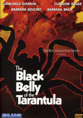 The Black Belly of the Tarantula