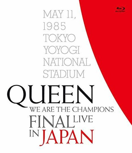 We Are The Champions Final Live In Japan [Import]