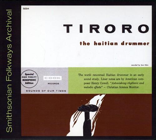 Tiroro the Haitian Drummer