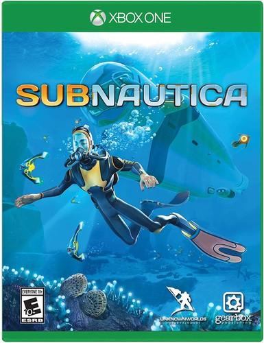 - Subnautica