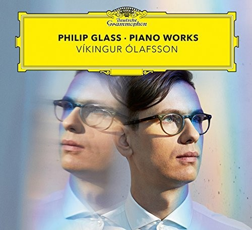 Vikingur Olafsson - Philip Glass: Piano Works