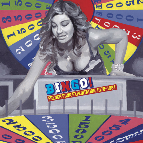 Bingo French Punk Exploitation 1978-1981 /  Various