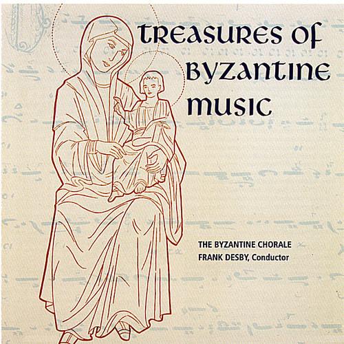 Treasures of Byzantine Music