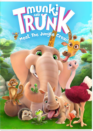 Munki and Trunk: Meet The Jungle Crew!