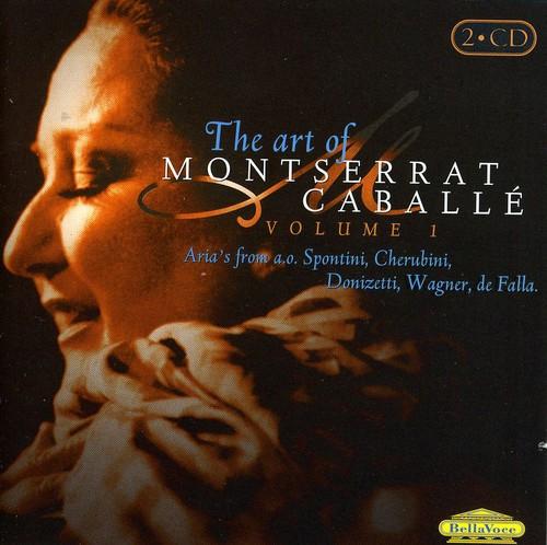 Art of Montserrat Caballe 1