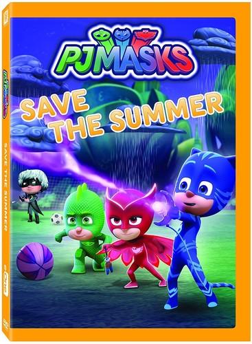 PJ Masks - Pj Masks: Save The Summer