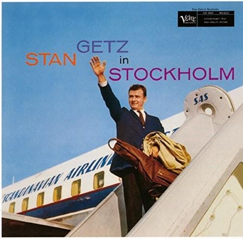 Stan Getz - Stan Getz In Stockholm (Shm) (Jpn)