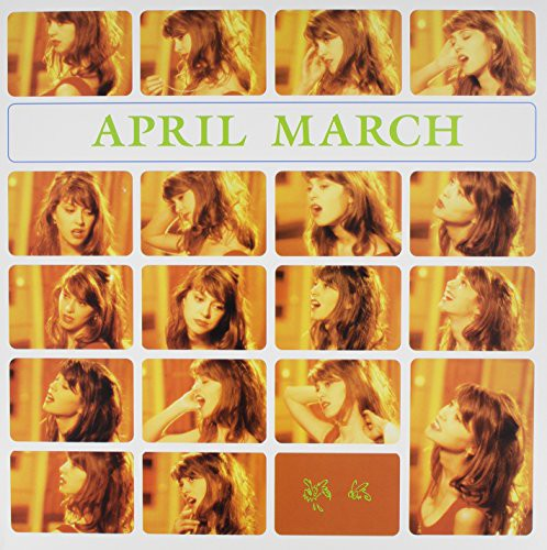 Paris In April (in French & English W/  Gatefold)