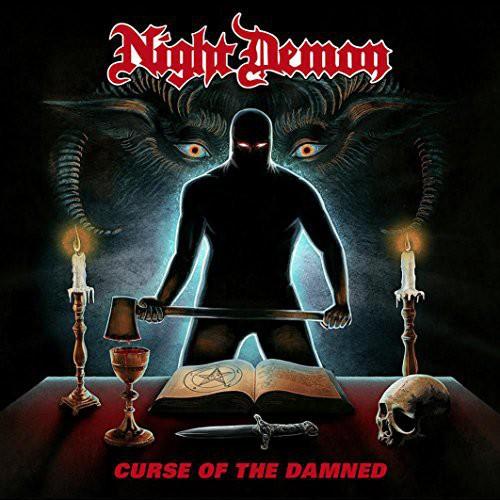 Night Demon - Curse Of The Damned [Import Vinyl]
